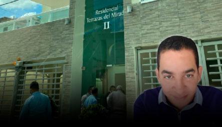 """""""De Último Minuto"""" MP Realiza Un Embargo En El Apartamento De Alexander Montilla"""
