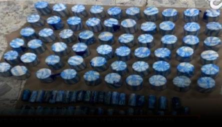 Agentes De DNCD Incautaron Dos Vehículos Con 19 Kilos De Cocaína Que Embarcarían En Puerto De Haina