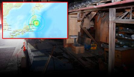 Más Detalles Sobre El Fuerte Terremoto De Magnitud 7.1 Registrado En La Costa De Fukushima, Japón