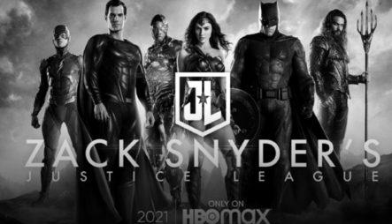 MÍRALO AQUÍ: HBO Max Lanzó Tráiler Oficial De La Tan Esperada Película De La 'Liga De La Justicia' De Zack Snyder