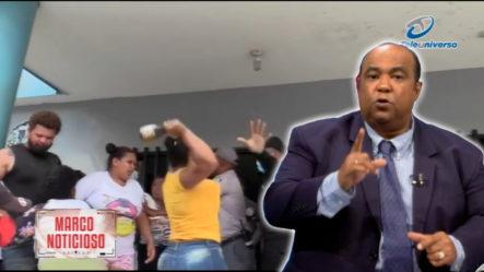Pablo Aguilera Defiende A La PN Tras Conflicto En Cuartel De Cienfuegos