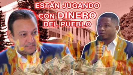 Regidor Del PRM Hace FUERTES ACUSACIONES En Contra Del Alcalde Abel Martínez