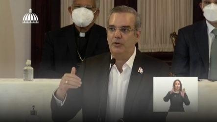 """Luis Abinader Asegura """"las Grandes Potencias Están Acaparando Todas Las Vacunas"""""""