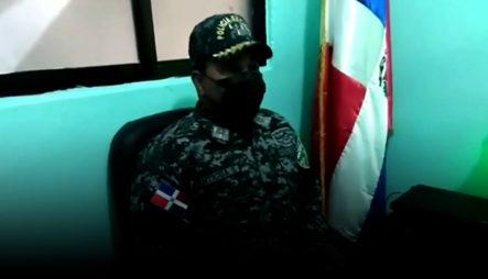 Coronel José Edelio Antigua Aclaró El Hecho De Supuesta Agresión A Delivery De Un Colmado
