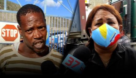 Haitianos Y Dominicanos Residentes En La Frontera Preocupados Por Los Secuestros En La Zona