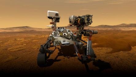 """¡Momento Histórico! Aterriza El """"Róver Perseverance"""" En El Planeta Marte En Busca De Vida"""
