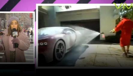 Gelena Solano Revela Que El Alfa No Solamente Se Compró Un Bugatti, También Se Compró Algo Más