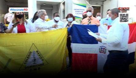CMD Protestó Hoy Por Las Cancelaciones Ilegales De Médicos En El Hospital De Los Profesores