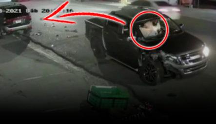 Provocó Accidente Por Tener Relaciones Mientras Conducía