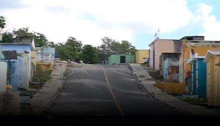 Comunitarios Denuncian Irregularidades Con Ventas De Terrenos En Cementerios De Villa Altagracia