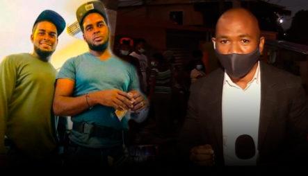 Haina De Fiesta En Espera De Los Mellos Secuestrados En Haití