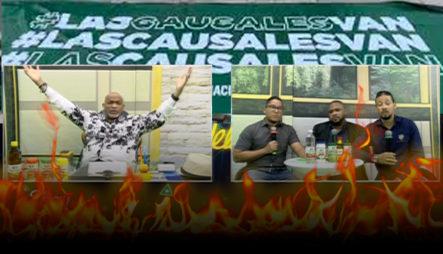 Fuerte Debate En El Show De Nelson Sobre El Tema De Las Tres Causales Y El Código Penal En El País