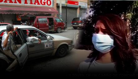 """Atracan A Una Joven En Un Carro De Concho De La Ruta A En Santiago – """"Las Calientes"""""""