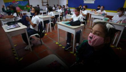 Los 5 Puntos Que Exigen Los Profesores Para El Inicio Presencial A Clases En El País