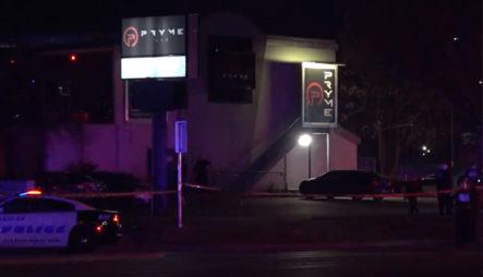 Trágico Tiroteo En Club Nocturno De Dallas Deja Una Joven Fallecida Y 7 Personas Heridas