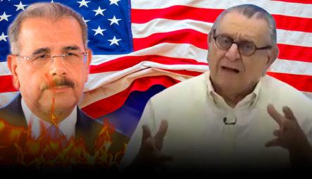 """Julio Hazim Arremete Contra EE.UU. Por Sacarle """"los Trapitos Al Sol"""" Al Gobierno De Danilo Medina"""