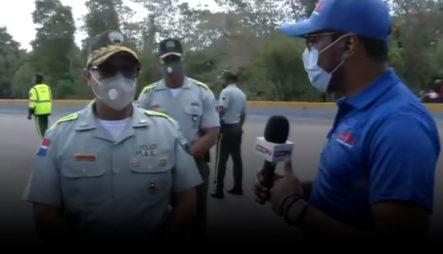 Flujo De Vehículos Al Mínimo En La Mañana De Este Sábado Santo En La Zona Sur Del País