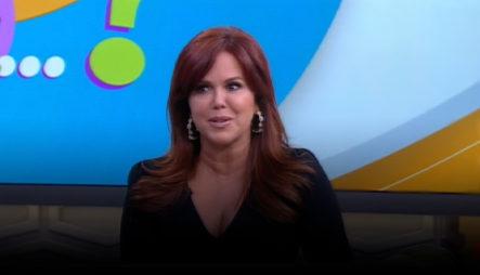 """Presentadora De TV, María Celeste Se Somete A La Prueba De Memoria En """"Te Acuerdas De…"""""""