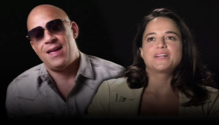 Vin Diesel Y Michelle Rodríguez Hablan De La Nueva Película (F9 Saga) En Despierta América