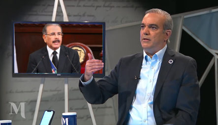 "Luis Abinader: ""Si Barrimos En Febrero Que Creen Que Pasará En Julio"""