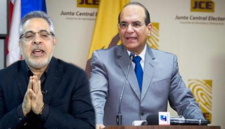 """Mckinney: Atención JCE Tienen Que """"Jaitaino"""" De Información Si Quieren Que El Pueblo Vaya A Votar"""