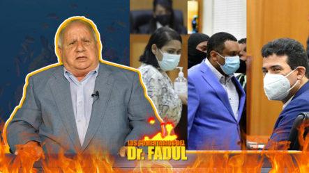 El Dr. Fadul Comenta Sobre La Estafa De La Lotería Y La Operación Coral