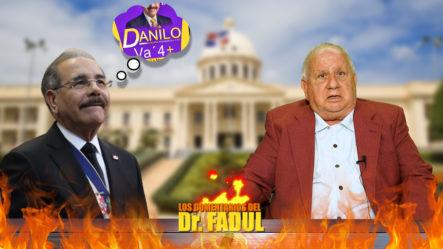 El Dr. Fadul Dice El PLD No Tiene Moral Para Gobernar Otra Vez