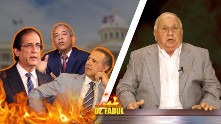 El Dr. Fadul Habla Sobre Los Apresamientos A Los Del Gabinete De Danilo Medina