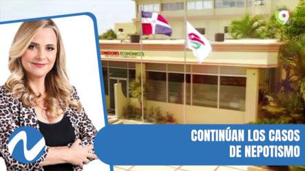 Continúan Los Casos De Nepotismo   Nuria Piera