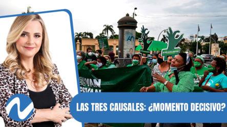 Las Tres Causales: ¿Momento Decisivo?| Nuria Piera