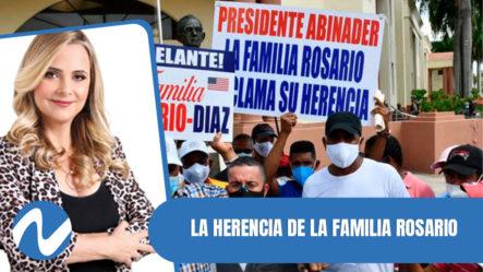 ¿Qué Hay Detrás De La Supuesta Herencia De La Familia Rosario? | Nuria Piera (1|2)