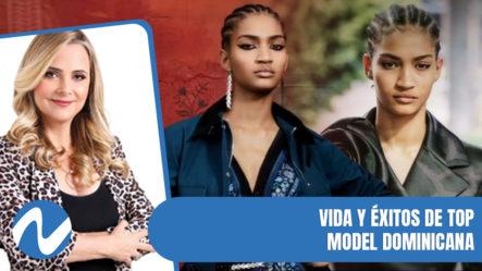 Vida Y Éxitos De Top Model Dominicana | Nuria Piera