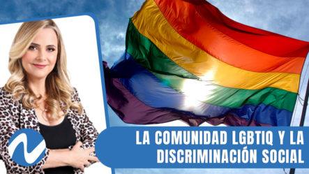 La Comunidad LGBTIQ Y La Discriminación Social | Nuria Piera