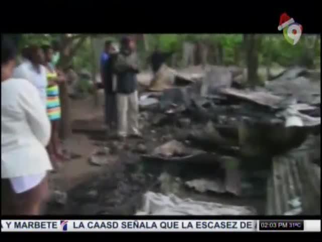 Madre Que Salió A Beber Y Sus Hijos Murieron En Incendio Fue Sometida A 6 Meses De Prisión Preventiva #Video
