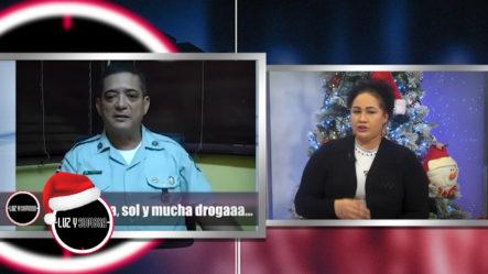 ¡CORRUPCIÓN POLICIAL! Declaraciones De La Esposa Del Asesinado Coronel Ramos Álvarez | Luz & Sombra