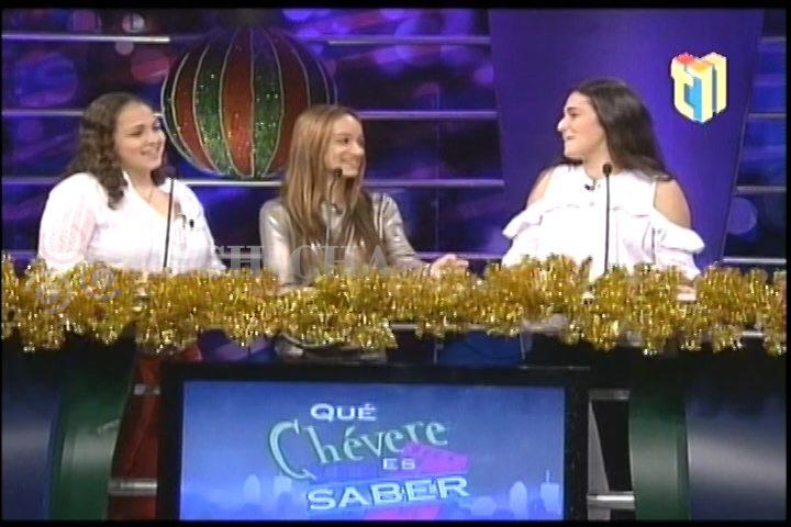 """Qué Chévere Es Saber, Programa Especial Con Los Hijos De Los Famosos """"Hablando De Navidad"""""""