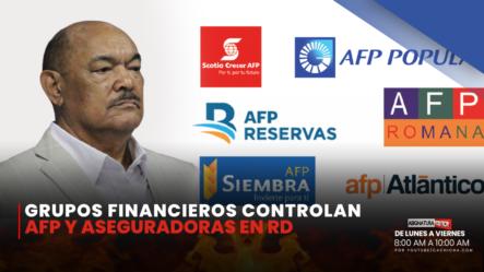 El Mensaje De Ramón Alburquerque Con Relación A La AFP    Asignatura Política