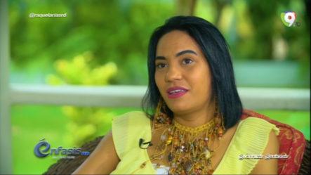Raquel Ariasnos Cuenta Sobre Su Historia En La Música Típica Dominicana