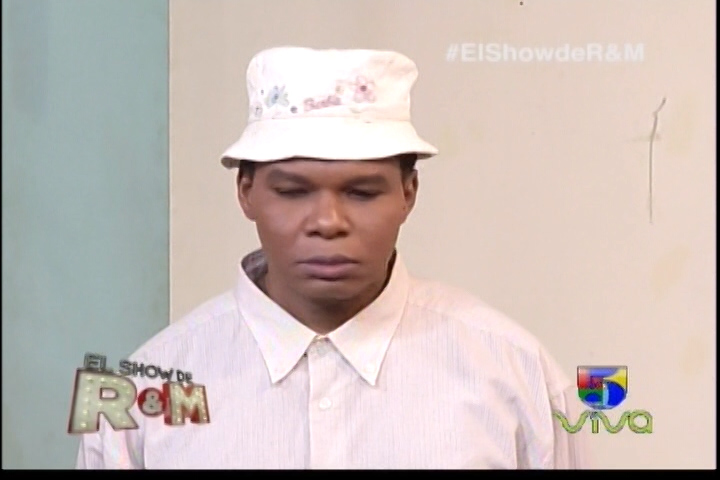 El Pedigüeño  «El Show De Raymond Y Miguel»