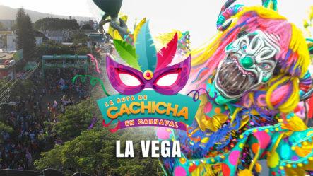 Recorriendo El Carnaval De La Vega En La Ruta De Cachicha En Carnaval 2019