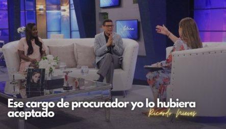 Ricardo Nieves Revela Que Hubiera Aceptado El Puesto De Procurador | Con Jatnna