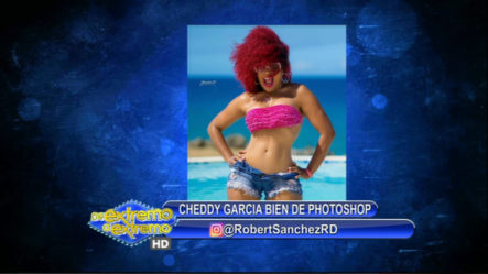 """Robert Sánchez: """"Comenta Sobre La Foto De Cheddy García Bien De Photoshop"""""""