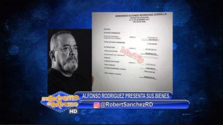 Robert Sánchez En CQC: La Gente Nunca Pensó Que Alfonso Rodríguez Tenía Tanto Dinero