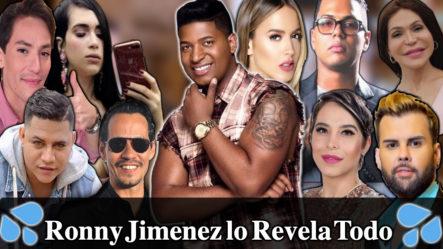 ¡En Exclusiva! Ronny Jimenez Lo Revela Todo Al Ser Entrevistado Por Steven Escorche
