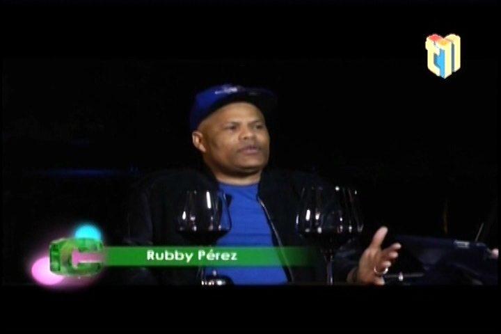 Entrevista A Rubby Pérez En 'Confabulaciones'