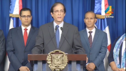Rueda De Prensa De La Presidencia Anuncia La Promulgación De Nueva Ley Reforma A La Seguridad Social