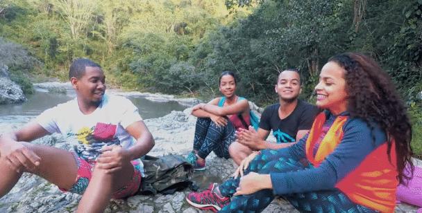 Salto De Anacaona – San Jose De Las Matas (Sajoma) Una Cascada Impresionante En Santiago
