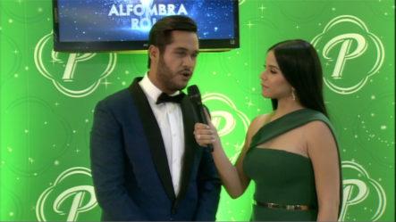 Entrevista A Juan Carlos Pichardo En El Pre-Show Premios Soberano 2019