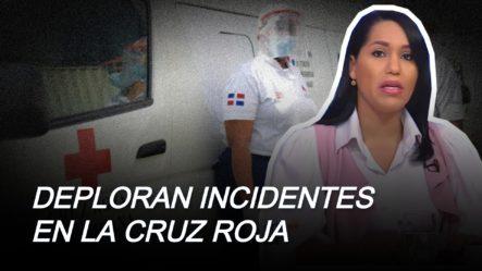 Salud Pública Deplora Incidentes En La Cruz Roja Dominicana