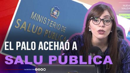 El Palo Acechao' De Salud Pública Y La ARS  | Tu Mañana By Cachicha